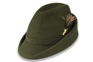 Myslivecké klobouky